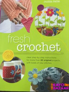 Fresh crochet by Ouma Ralie