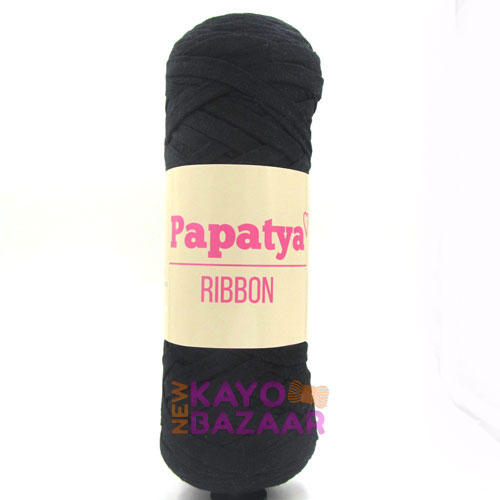 Papatya Ribbon 101 black