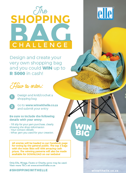 Win up to R5000 in cash with elle