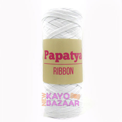 Papatya Ribbon 306 white